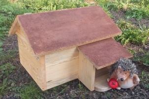 Domek dla jeża